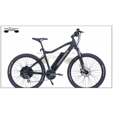 mountain electric bike 2017 new design fat tire bike for sale